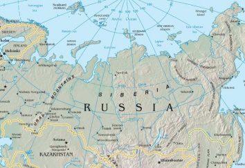 La popolazione indigena della Siberia. La popolazione della Siberia occidentale e orientale