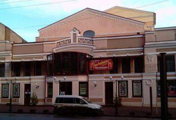 Teatr, który jest dumny z Odessy. Rosyjski teatr: historia, repertuar, firma, adres,