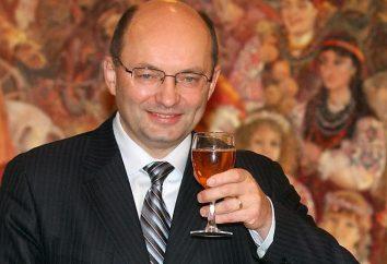 """Alexander Misharin – el primer vicepresidente de la SA """"Ferrocarriles de Rusia"""". Biografía, vida personal"""