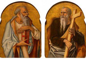 Dodici apostoli di Cristo, i nomi e gli atti
