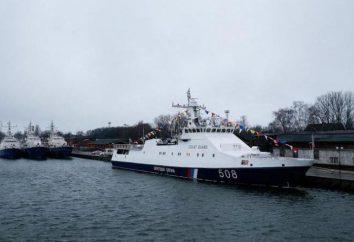 Border nave di pattuglia: Progetto 22460