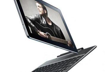 ASUS comprimés de 10 pouces avec un clavier avec 4G: commentaires