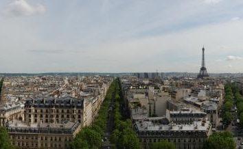 Arrondissement de Paris e características