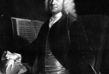 Compositor Gendel Georg Fridrih: biografía, la creatividad