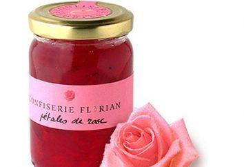 Różowy dżem: przepis na gotowanie ze zdjęciem. Dżem z różowych płatków: przepis w wielowarstwie