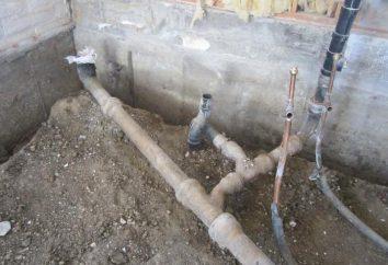 Installation de tuyaux avec ses propres mains: description, des instructions étape par étape et recommandations