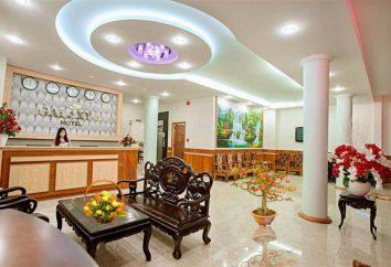 Galaxy Hotel (3 *) del hotel, Vietnam, Nha Trang: opiniones, descripciones, especificaciones y comentarios