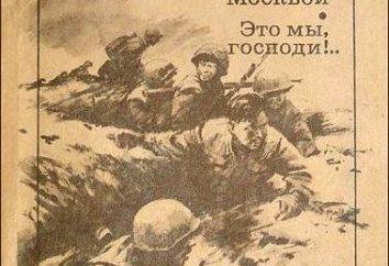 """K. Vorobiev, """"ucciso nei pressi di Mosca."""" Sintesi del romanzo"""