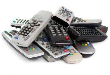 El mando a distancia del televisor no funciona: causas, reparaciones
