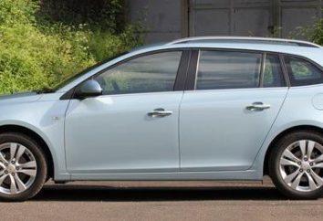 Chevrolet Cruze kombi – samochód w duchu czasu