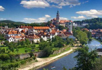 Schloss Český Krumlov, Tschechische Republik: Beschreibung, Geschichte, Sehenswürdigkeiten und interessante Fakten