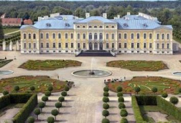Rundāle Palace: jak się tam dostać? Zdjęcia i opinie