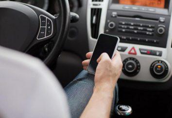 """Nowością w telefonie """"Zablokować koło"""" będzie czuć się bezpiecznie na drodze"""