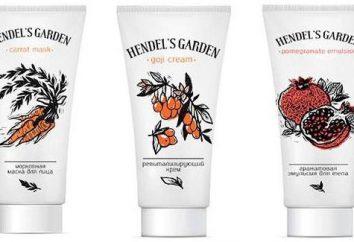 Jardin Hendel: avis de crème