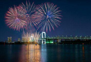 """Pont """"Rainbow"""" à Tokyo: description, histoire, photos"""