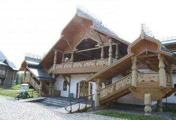 Ober Mandrogi (Dorf): Die Attraktionen und Unterhaltung für die Gäste