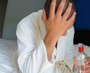 wycofanie alkoholu lub Przetrwanie zespołu odstawienia alkoholu