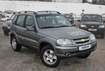 "Nakrętki na ""Chevrolet Niva"": opis, instalacji, modeli i opinie właścicieli"
