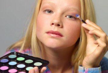 ¿Cómo elegir el maquillaje adecuado a la escuela
