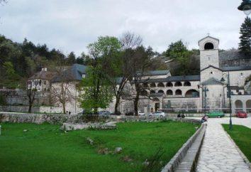 Cetinje Kloster Heilige Stätten. Fotos und Bewertungen