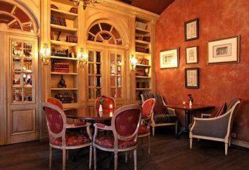 "Ristorante ""Michel"": indirizzo di menu. Ristorante ""Michel"" a Krasnaya Presnya"