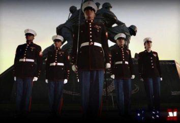 Stati Uniti Marine Corps. Corpo dei Marines degli Stati Uniti