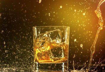 La historia es acerca de lo que bebo whisky, yo personalmente, así como otras personas