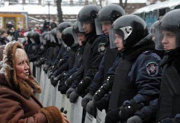 émeute jour en Russie. Ce qui est remarquable cette fête?