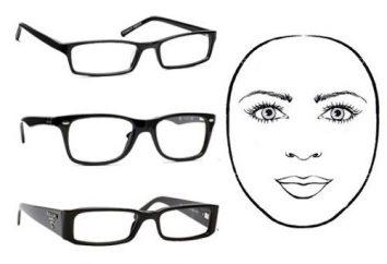 Erfahren Sie, welche Gläser eignen sich für rundes Gesicht