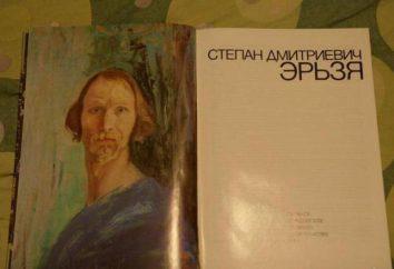 Stepan Dmitriewicz erzya: biografia i zdjęcia