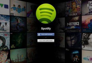 Jak korzystać z Spotify w Rosji: aplikację i przegląd usług