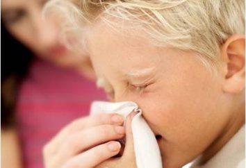 Najczęstsze choroby zakaźne nosa