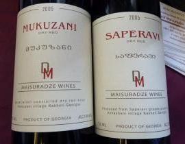 """""""Saperavi"""" – vinho com carácter"""