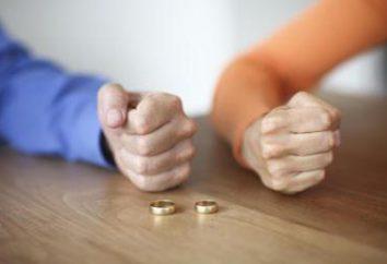 Como um divórcio sem o consentimento de um cônjuge?