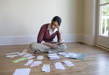 Prostota, które jest drogie, lub pożyczka bez dochodów