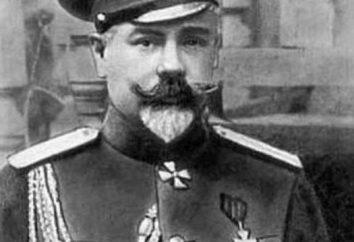 Anton Ivanovich Denikine: brève biographie, réalisations