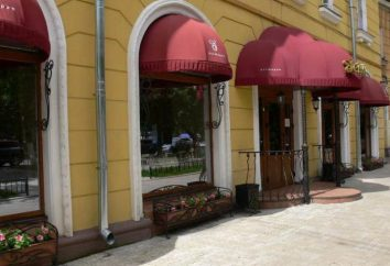 Kawiarnie i Restauracje w Jarosławiu: opis