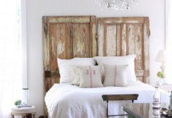 Une chambre d'enfants ou une chambre dans le style Shabby chic – ancien intérieur moderne