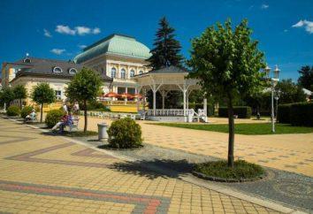 Frantiskovy Lazne – spokojna wypoczynek i wyjątkowe zabiegi w czeskiej prowincji