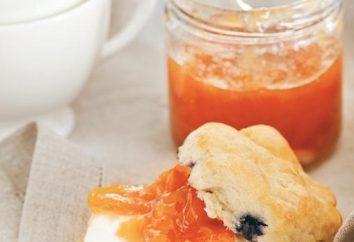 mermelada de sabrosos duraznos: Receta