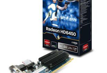 Radeon HD 6450: przegląd