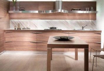 Drewniana kuchnia – arystokratyczny wersja wnętrzu