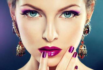 """""""Lux Visage"""": cerca de comentários de cosméticos"""
