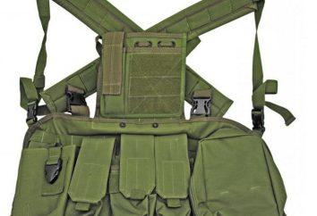 wydzielina Army: główne typy