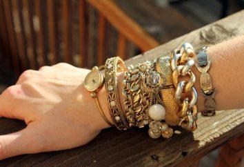 Comment porter un bracelet sur votre bras?