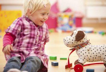 Co zrobić z dzieckiem od roku? Co można zrobić z dzieckiem w domu w ciągu roku?