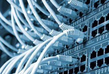 tecnologia di rete e di rete. tecnologie dell'informazione rete