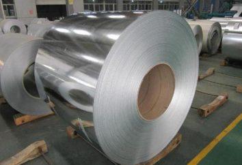 Kaltgewalzter Stahl: die Merkmale, Eigenschaften, Anwendung