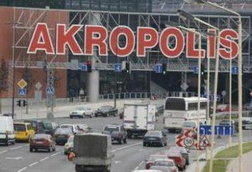 """Acrópolis"" en Vilnius – un paraíso para los compradores"