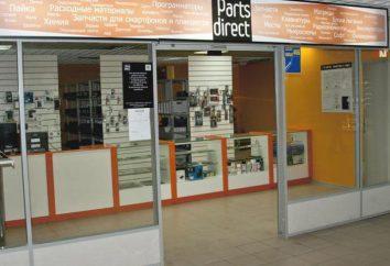 PartsDirect compras en línea: opiniones